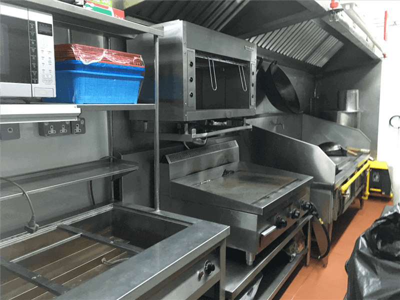 Fully Equipped Restaurant Space No Takeover Fee.