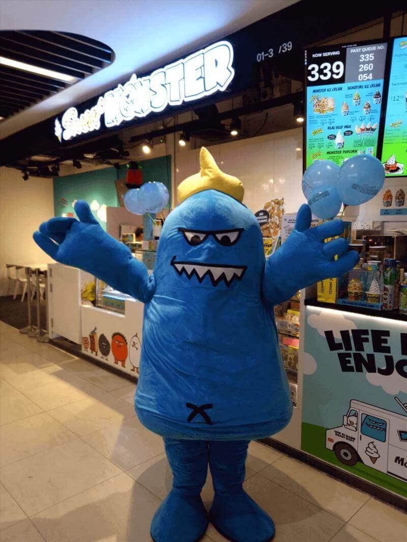 Sweet Monster Franchise Unit