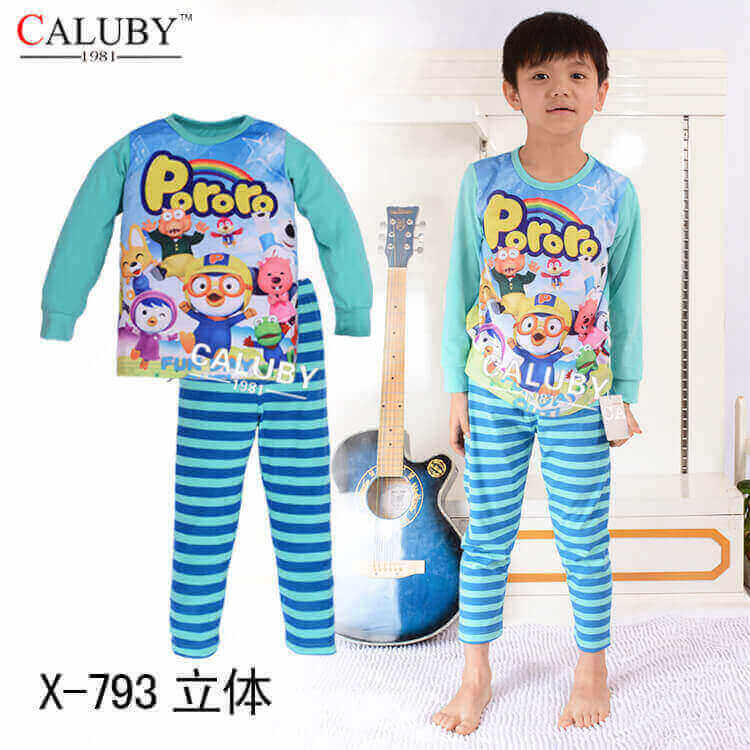 Bulk Sale Of Children Long Sleeve Pyjasmas