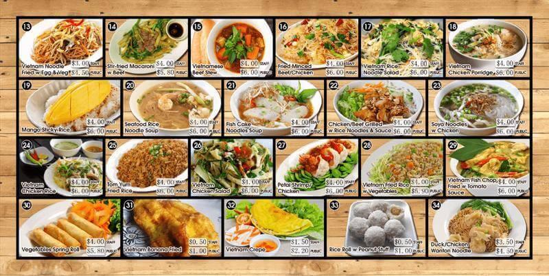 Thai Vietnam Delights