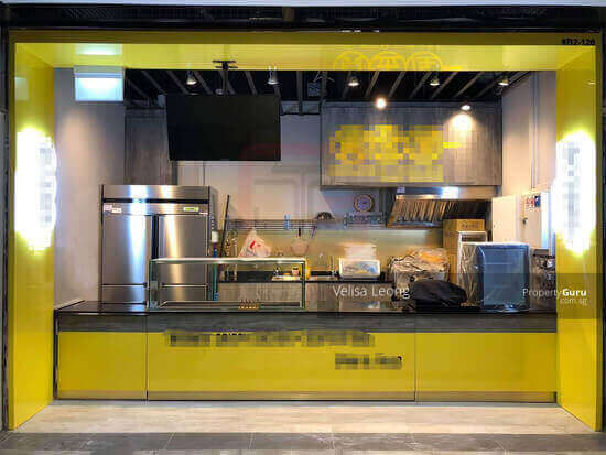 Prime F&B Location At Northpoint City - Business Takeover