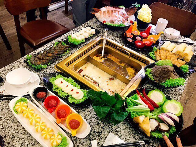 Chinese Hotpot Steamboat For Takeover @ Holland Village