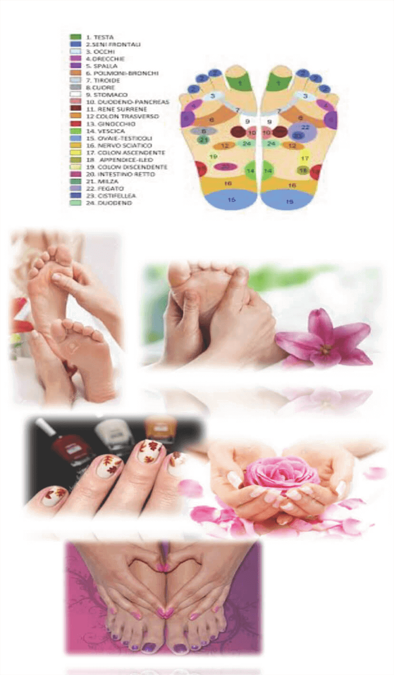 A Foot Reflexology And Nail Spa Business For Sale