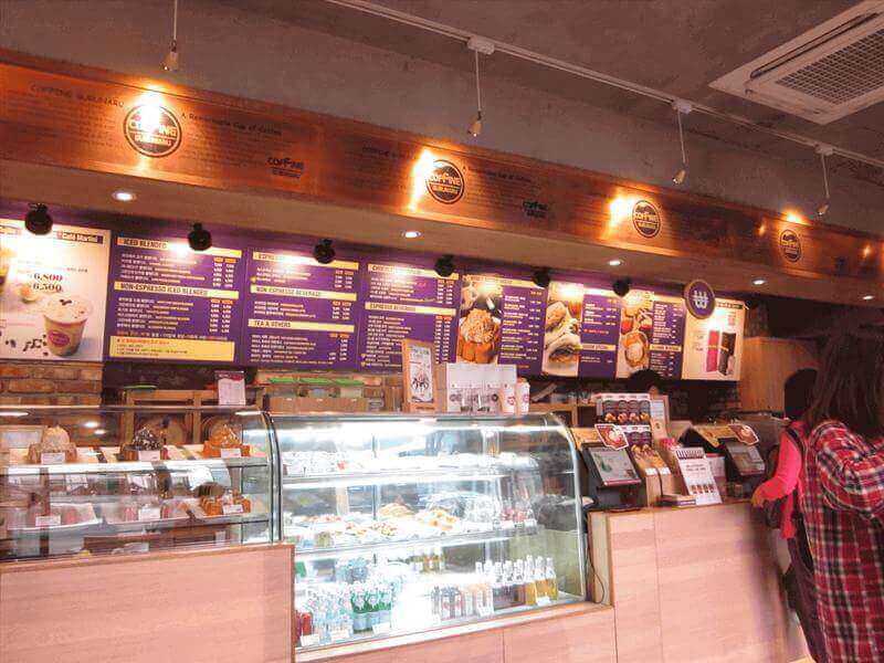 Korea Cafe Master Franchisee Business For Sale