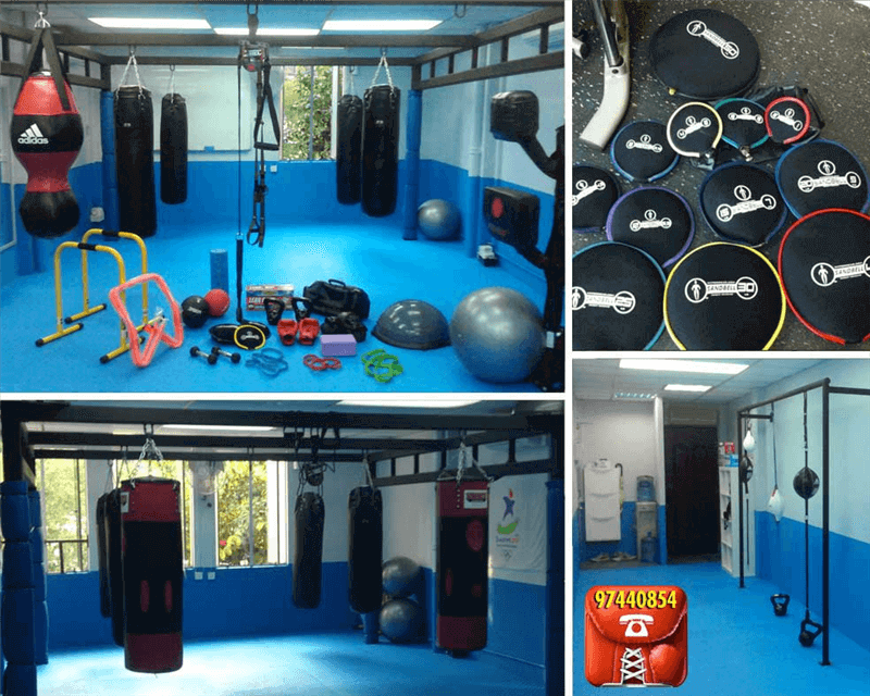 Boxing Gym For Sale