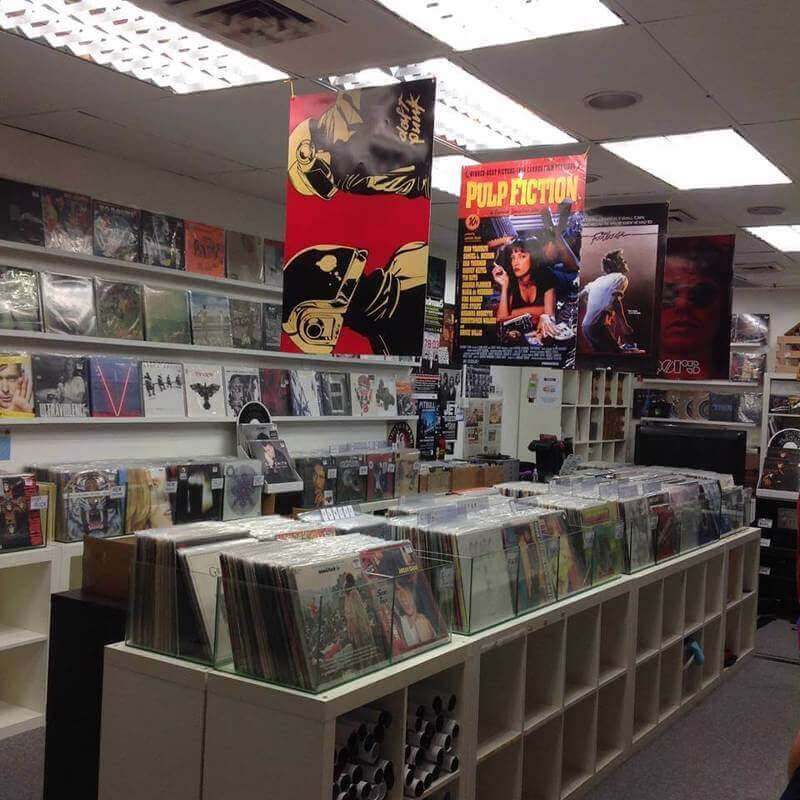 Records and Music Shop with Online Shop for Sale!