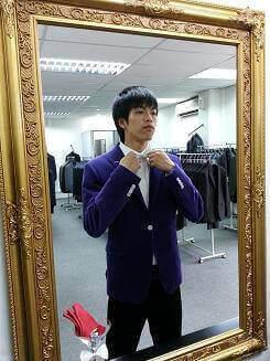 High-End Men's Suit Production Factory For Sale.