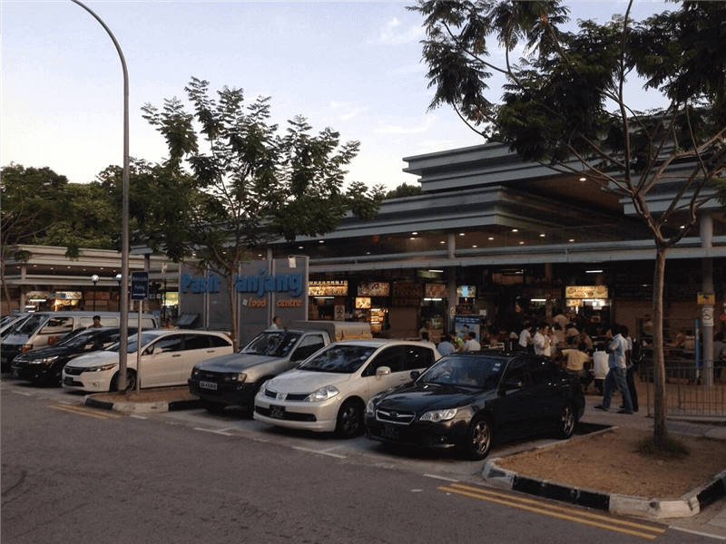 Sale Of 35 Year Old Hawker Stall. Owners Retiring.