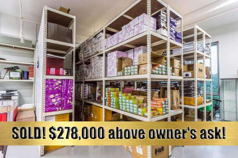 SOLD!!!--Online Retailer With Good Net Profit And Massive Growth (David 91455466)