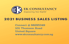** Business Sales Listing **