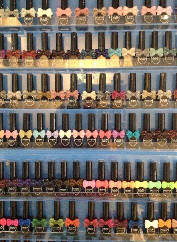 Nail Salon @ Bugis For Takeover