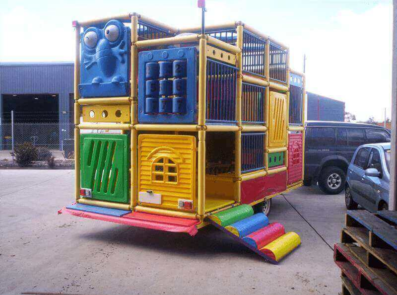 Childs Play Mobile Maze