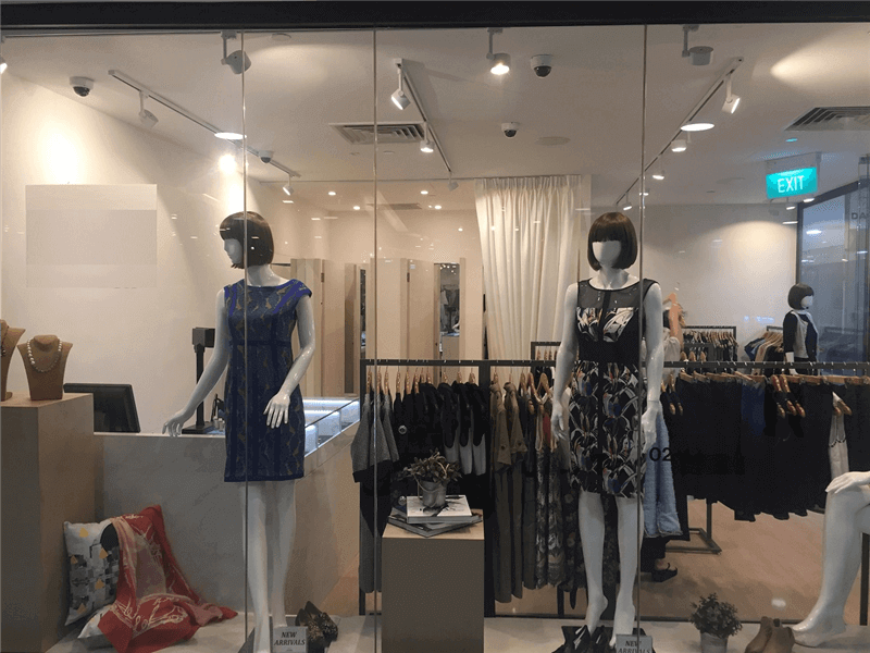 High End Women Fashion Concept Store (Good Location At Raffles) - Best Price