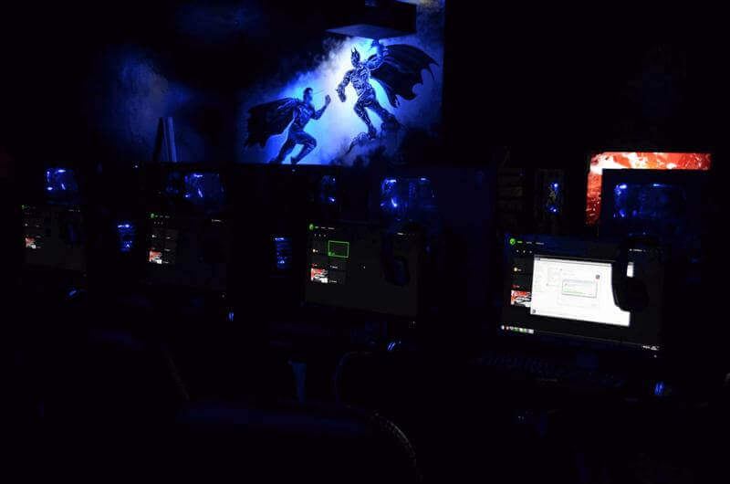 Gaming Lounge For Sale