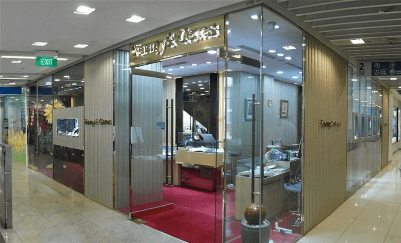 Renovated Jewellery Shop For Takeover