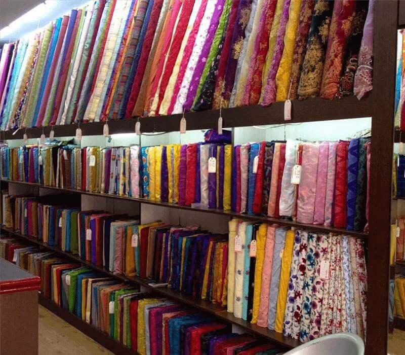 Twenty Five Years Old Textile Business With Retail Front And E-Commerce For Sale