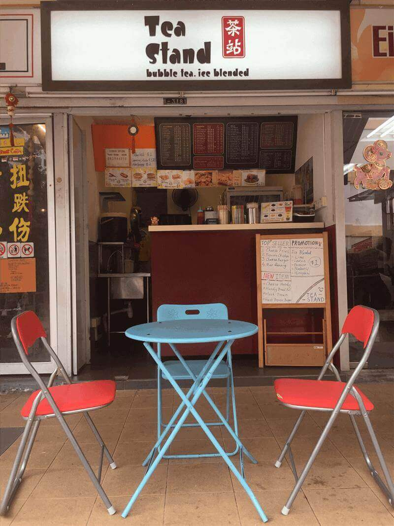 Bubble Tea And Snack Shop For Sale - Very Low Rental!!!