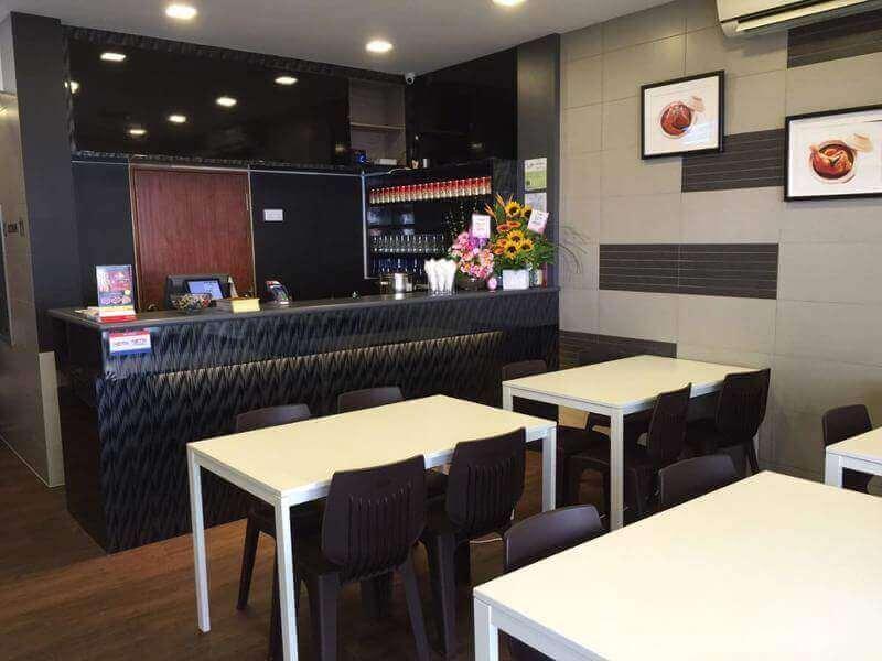 F&B Restaurant For Sales