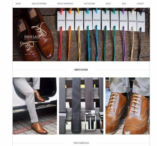 Online Men's Shoe Shop For Sales