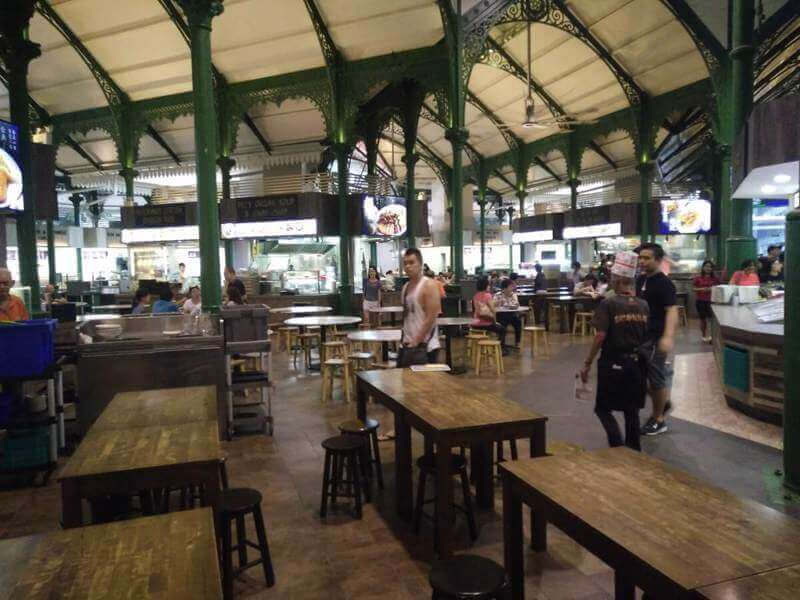 Profitable Lau Pa Sat Food Stall For Takeover