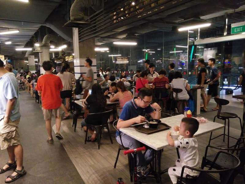 Koufu Food Stall For Takeover @ Jem Shopping Mall