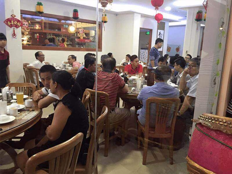 Chinese Restaurant At Geylang For Take Over