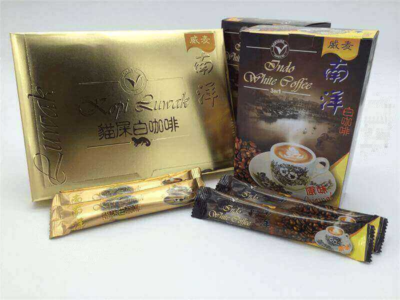 Kopi Luwak Instant Coffee Brand Owner Looking For Investor with First Cafe Franshisee secured in China