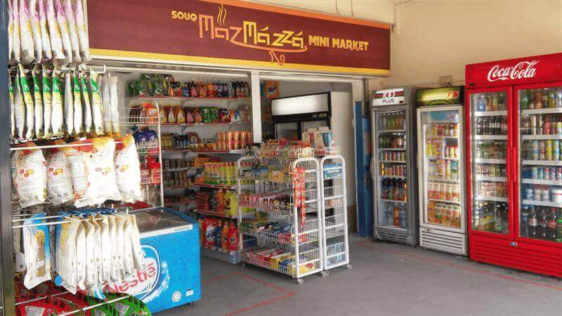 Mini Mart For Take Over