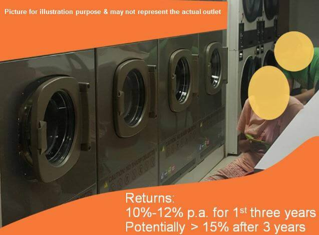 Looking For Investor for Profitable 24hr Laundry outlets