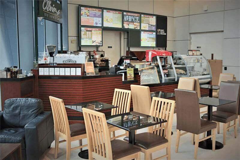 Irish Sandwich Cafe For Sale - Asking price 25K incuding 12.6K rental refundable deposit