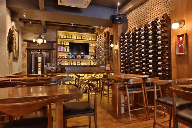 Bar & Bistro Located In Central Area For Sale.