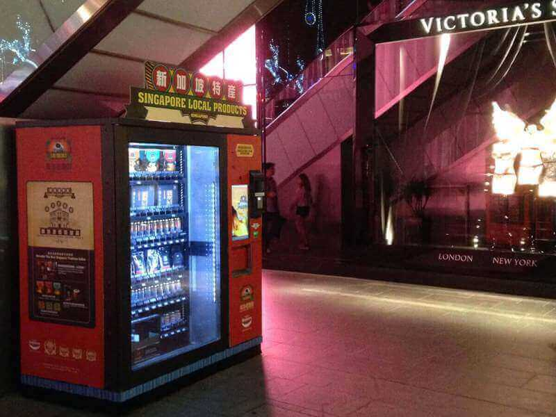 Automated Store  / Vending Machine
