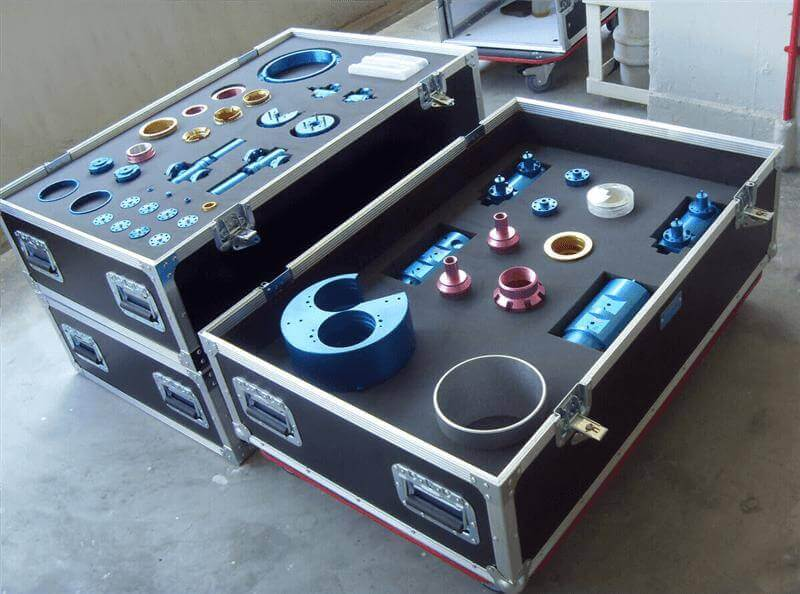 An Innovation Manufacturing Flight-Cases Business For Sale
