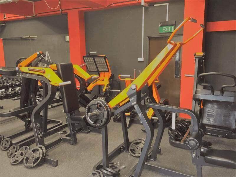 Full Set Of Commercial Gym Equipment For Sale