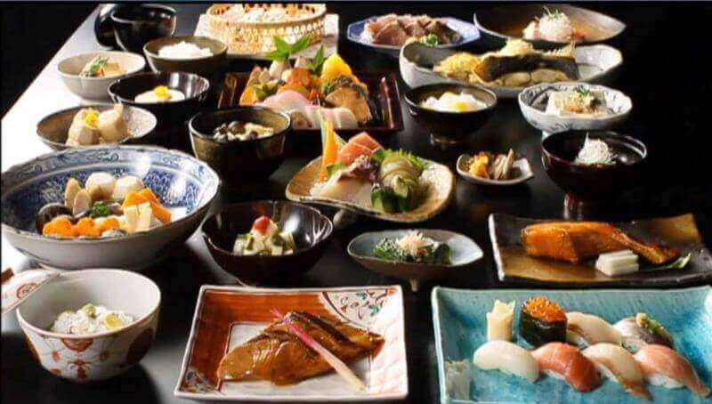 Mid-High End Japanese Restuarant