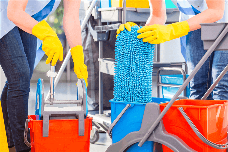 Profitable Cleaning Business For Sale