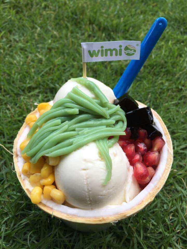 Thai Coconut Icecream Shop For Sale