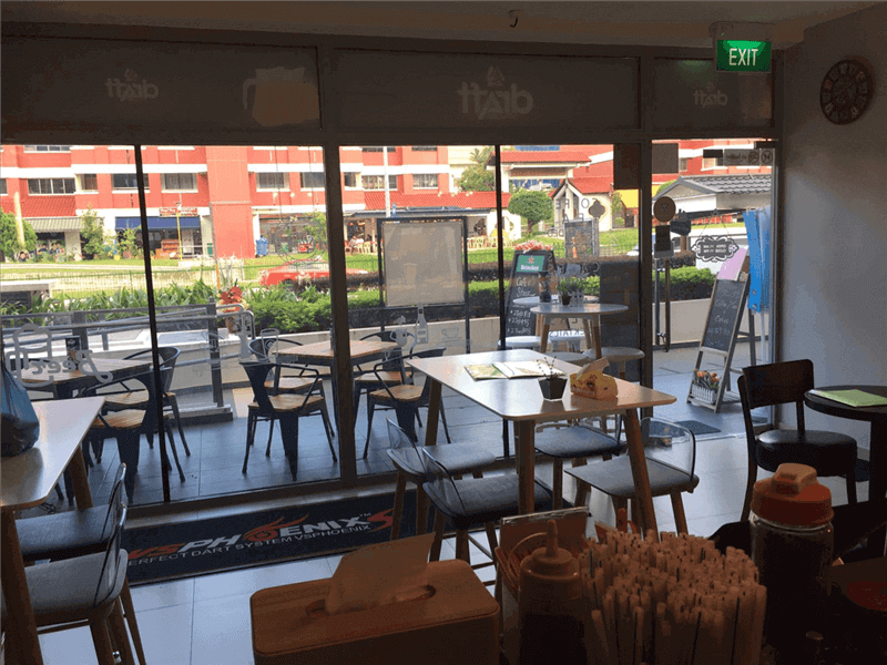 Renovated Cafe In Upp Bukit Timah For Takeover ! Low Cost $$$ (Call 90670575)