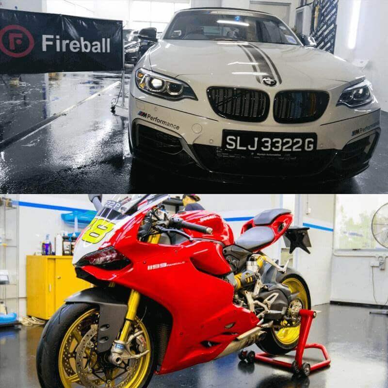 Car Wash Polishing Detailing Studio For Sale