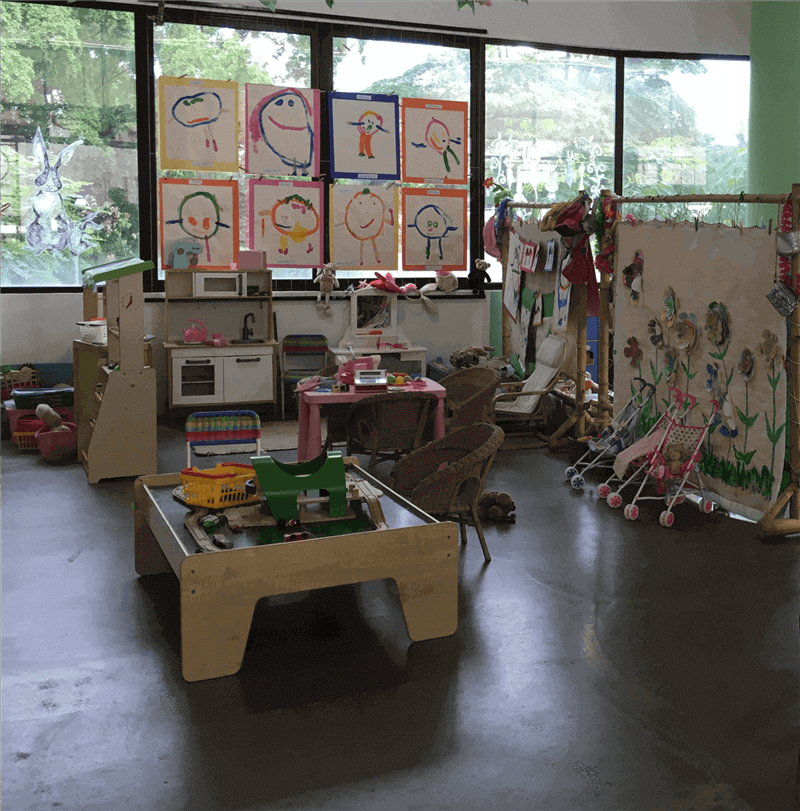 Well-Established And Renowned Pre-School Outdoor Classroom Business
