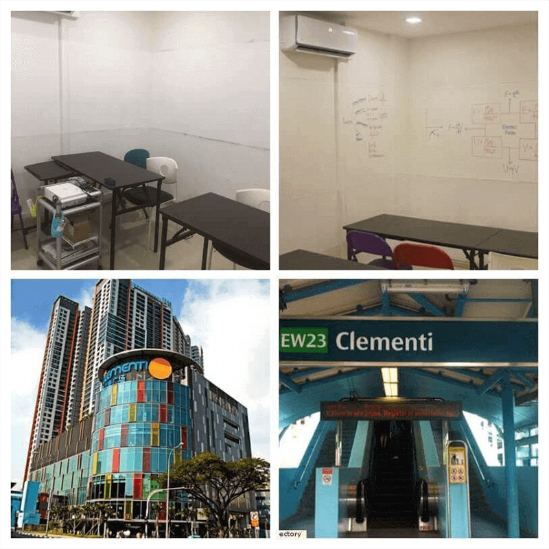 Clementi Tuition Centre For Takeover