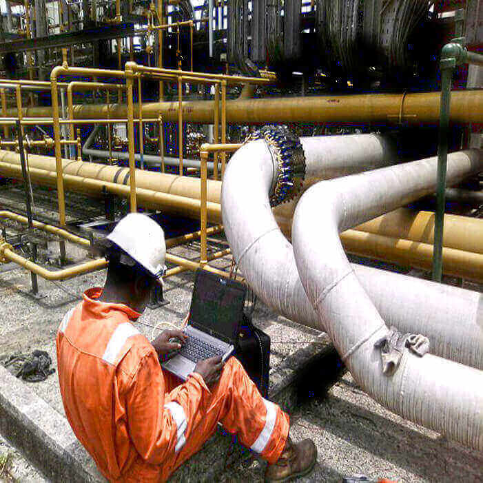 Oil & Gas Industry - Inspection company (Profitable)