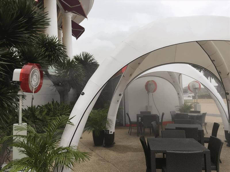 Rental Biz On Mist Fan, Air Cooler, Aircon