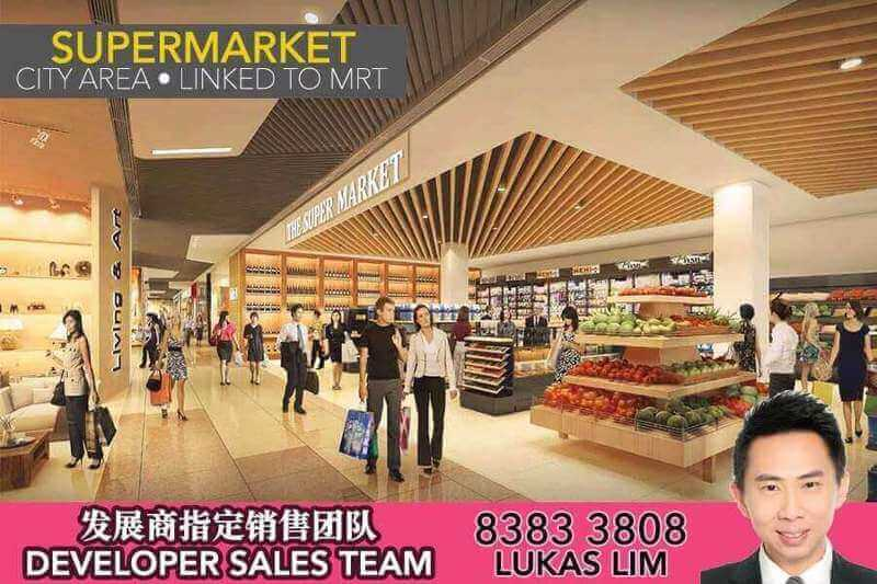 Supermarket In City Area For Sale!