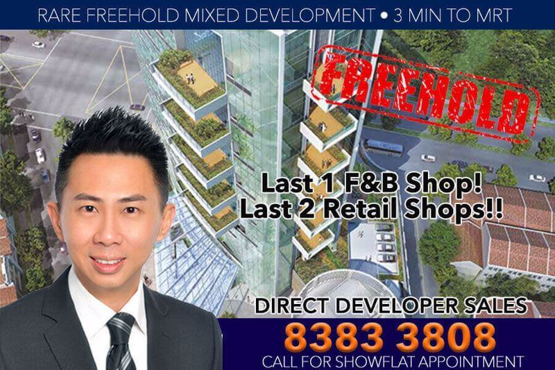 TOP Soon! F&B Shop With High Ceiling For Sale!