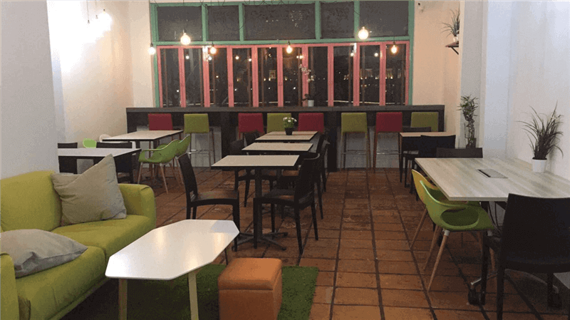 F&B Unit In Boat Quay For Take Over