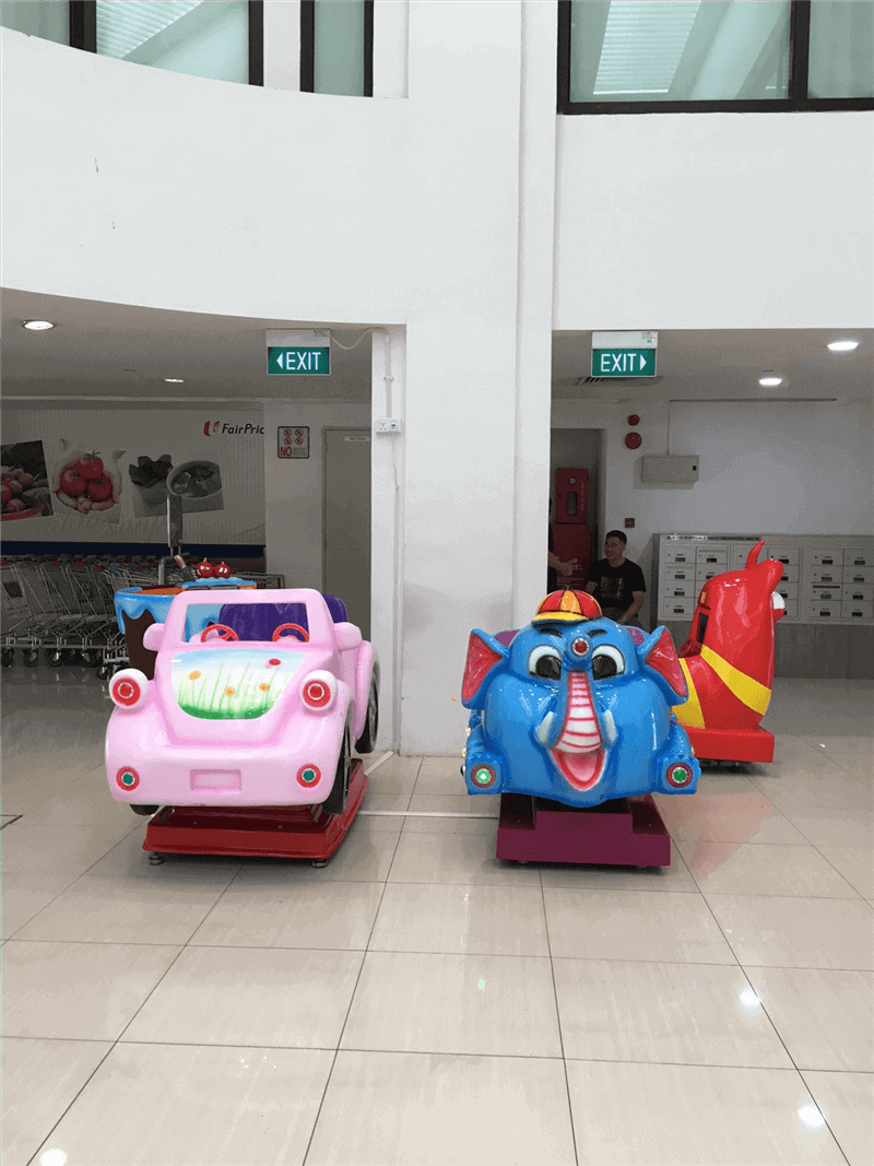 Kiddy Ride Business For Sale