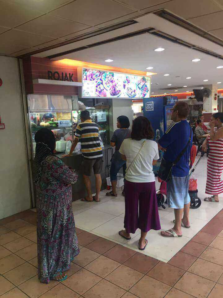Rojak And Popiah Stall For Takeover