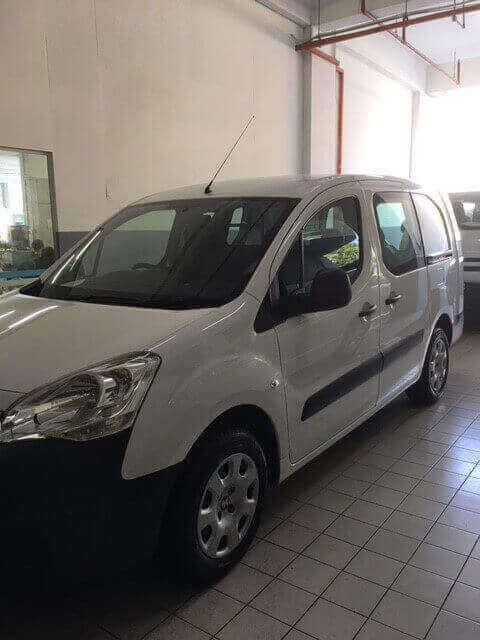 Fully Setup Steamjet Mobile Car Wash Service