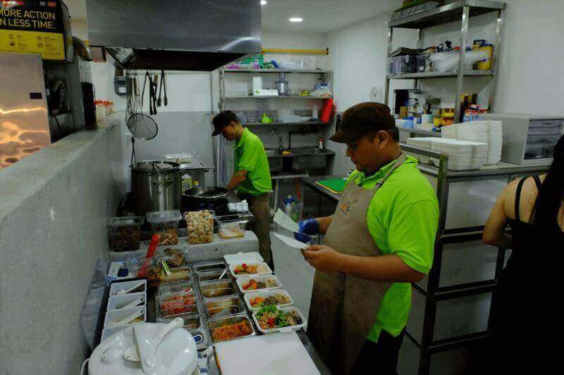 F&B Stall For Takeover - $3,600 Per Month